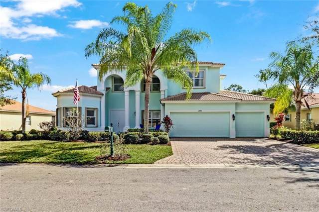 12990 Turtle Cove Trl, NORTH FORT MYERS, FL 33903 (#221054249) :: We Talk SWFL