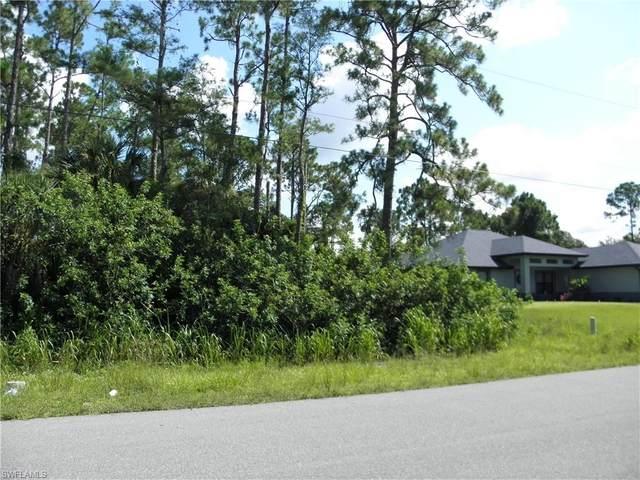5426 Belrose St, LEHIGH ACRES, FL 33971 (MLS #221054586) :: Wentworth Realty Group