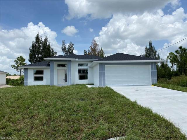 2515 44th St SW, LEHIGH ACRES, FL 33976 (MLS #221064721) :: Realty One Group Connections