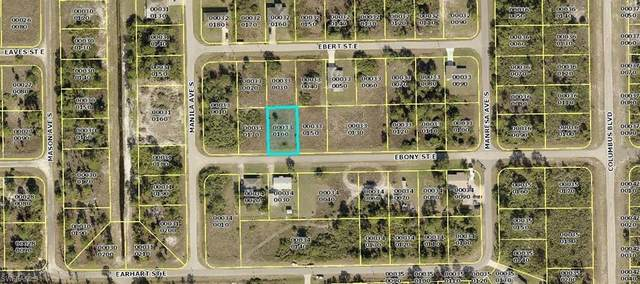 1141 Ebony St E, LEHIGH ACRES, FL 33974 (MLS #221065410) :: Realty One Group Connections