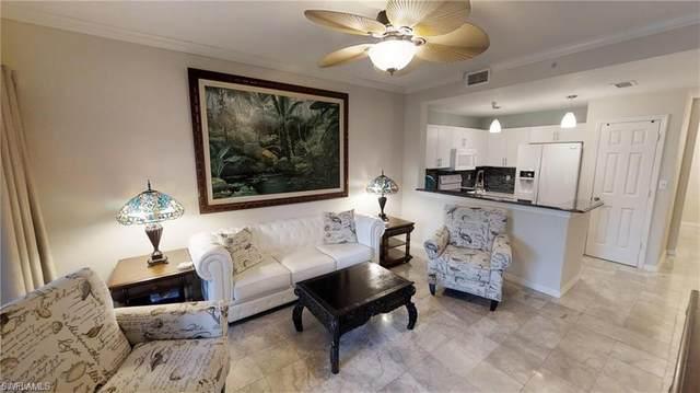 4510 Botanical Place Cir #105, NAPLES, FL 34112 (MLS #221066275) :: Avantgarde