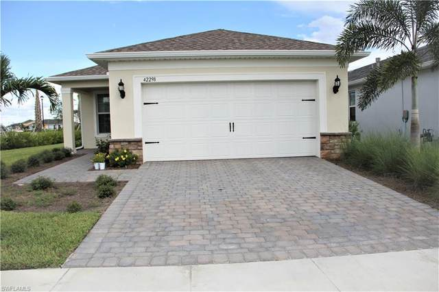 42298 Journey Dr, Babcock Ranch, FL 33982 (MLS #221066564) :: The Naples Beach And Homes Team/MVP Realty