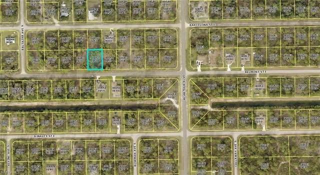 939 Belmont St E, LEHIGH ACRES, FL 33974 (MLS #221067356) :: Avantgarde