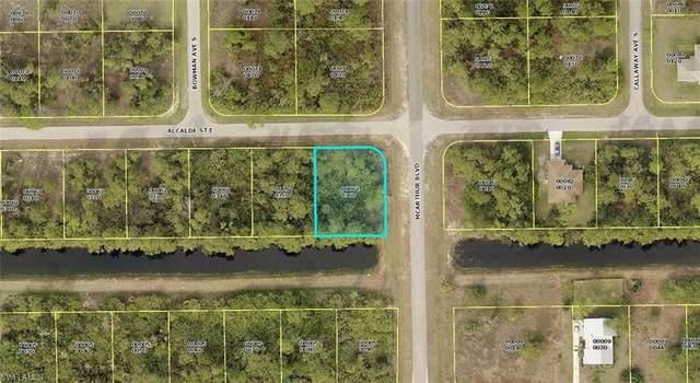 954 Alcalde St E, LEHIGH ACRES, FL 33974 (MLS #221067357) :: Avantgarde