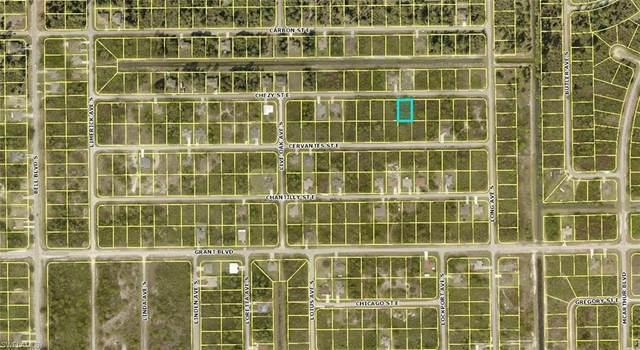 864 Chezy St E, LEHIGH ACRES, FL 33974 (MLS #221067371) :: Team Swanbeck