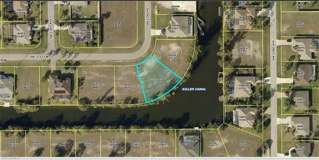 2222 SW 31st Ln, CAPE CORAL, FL 33914 (MLS #221068064) :: Realty World J. Pavich Real Estate