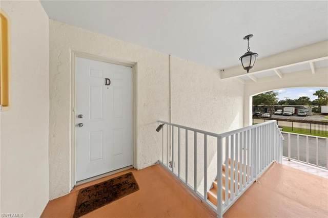 12626 Kenwood Ln D, FORT MYERS, FL 33907 (MLS #221068354) :: Dalton Wade Real Estate Group