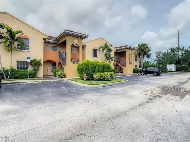4166 Castilla Cir #104, FORT MYERS, FL 33916 (MLS #221068419) :: Realty World J. Pavich Real Estate
