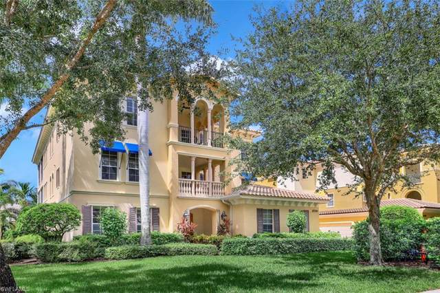 17780 Via Bella Acqua Ct #103, MIROMAR LAKES, FL 33913 (MLS #221069617) :: Realty One Group Connections