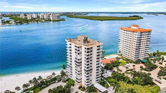 8701 Estero Blvd #804, BONITA SPRINGS, FL 33931 (MLS #221070647) :: #1 Real Estate Services