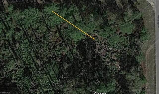 218 Beckley Dr, LEHIGH ACRES, FL 33974 (MLS #221072849) :: Medway Realty