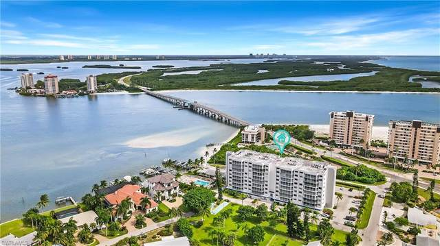 8401 Estero Blvd #203, FORT MYERS BEACH, FL 33931 (#221073200) :: We Talk SWFL