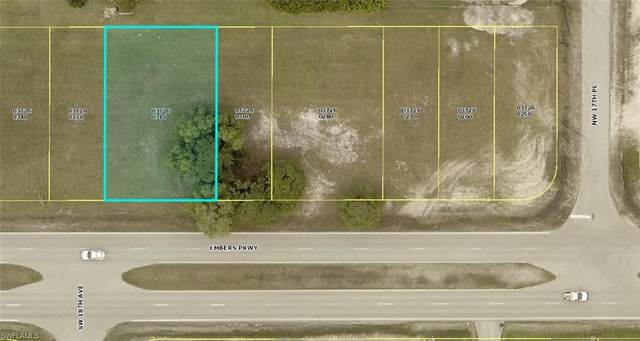 1801 Embers Pky W, CAPE CORAL, FL 33993 (MLS #221073743) :: Clausen Properties, Inc.