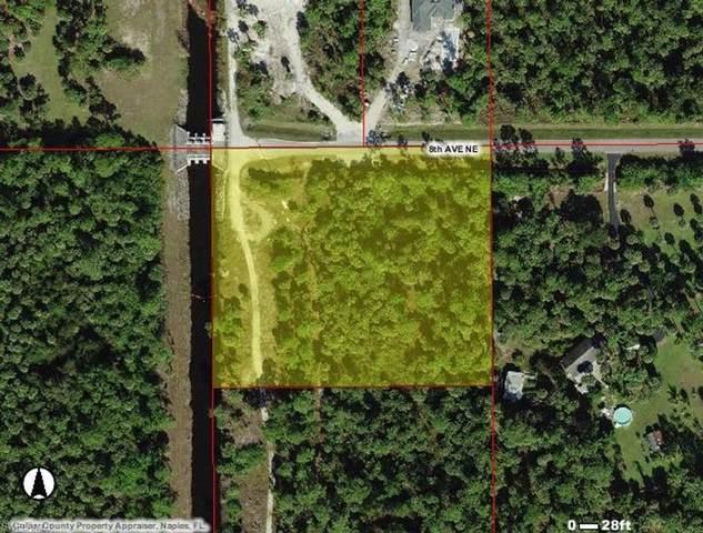 8th Ave NE, NAPLES, FL 34120 (MLS #221073849) :: The Premier Group