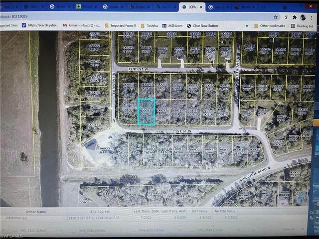 3320 31st St W, LEHIGH ACRES, FL 33971 (MLS #221074933) :: Medway Realty