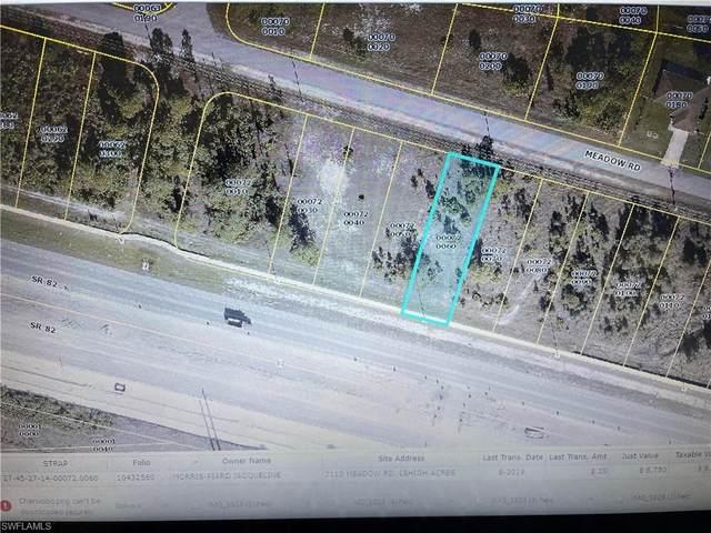 3110 Meadow Rd, LEHIGH ACRES, FL 33974 (MLS #221074937) :: Medway Realty