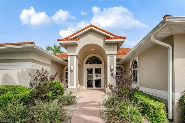 833 Monticello Ct, CAPE CORAL, FL 33904 (MLS #221076206) :: Premiere Plus Realty Co.