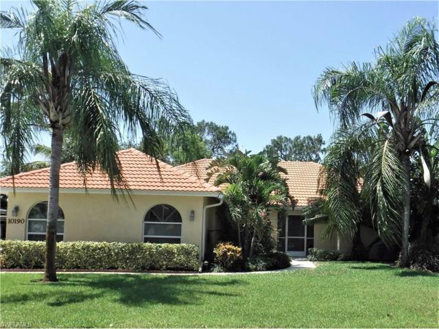 10190 Brook Ridge Ln, BONITA SPRINGS, FL 34135 (MLS #217039233) :: The New Home Spot, Inc.