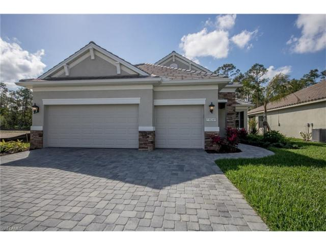 8265 Preserve Point Dr, FORT MYERS, FL 33912 (MLS #217050726) :: The New Home Spot, Inc.