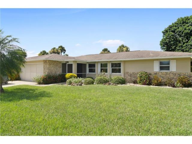 757 Mirror Lakes Dr, LEHIGH ACRES, FL 33974 (MLS #217052857) :: The New Home Spot, Inc.