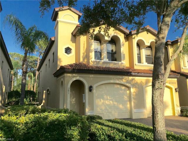 27021 Serrano Way #201, BONITA SPRINGS, FL 34135 (MLS #218026762) :: The New Home Spot, Inc.