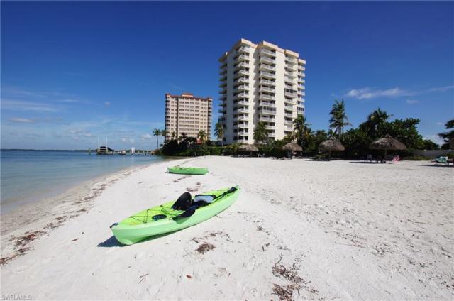 8701 Estero Blvd #1007, FORT MYERS BEACH, FL 33931 (MLS #218072393) :: RE/MAX DREAM
