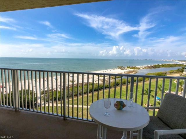 7360 Estero Blvd #707, FORT MYERS BEACH, FL 33931 (MLS #218073311) :: Palm Paradise Real Estate
