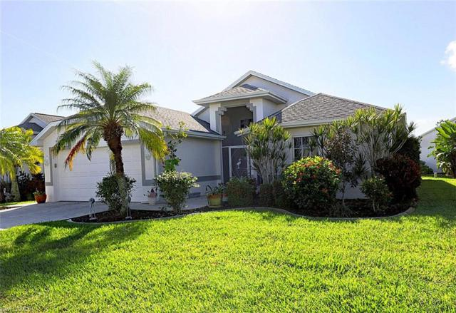 3770 Gloxinia Dr, NORTH FORT MYERS, FL 33917 (#218083984) :: The Key Team