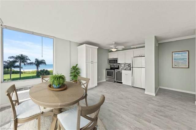 7300 Estero Blvd #203, FORT MYERS BEACH, FL 33931 (#219055206) :: Caine Premier Properties