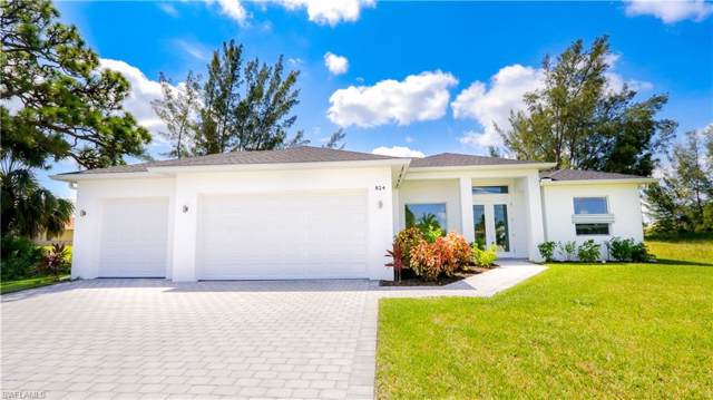 824 SW 28th St, CAPE CORAL, FL 33914 (MLS #219058125) :: RE/MAX Radiance