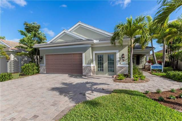 4568 Watercolor Way, FORT MYERS, FL 33966 (MLS #219063168) :: Palm Paradise Real Estate