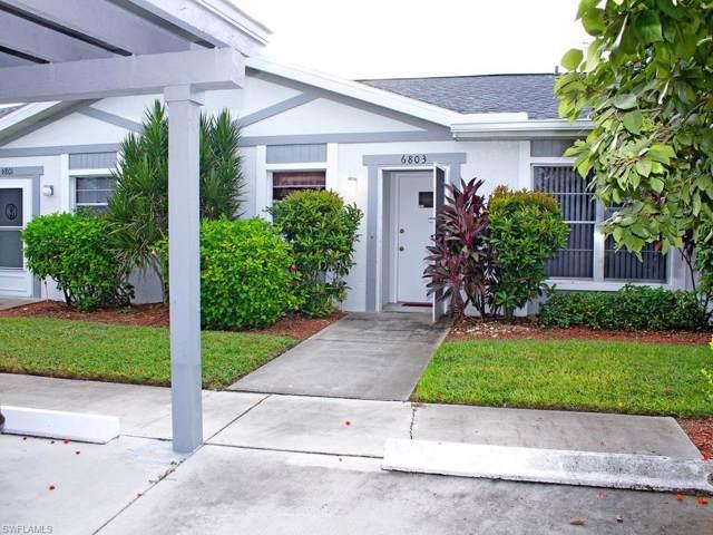 6803 Bogey Dr, FORT MYERS, FL 33919 (#219064802) :: The Dellatorè Real Estate Group