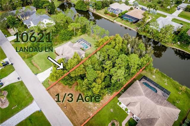 10621 Landau Ln, BONITA SPRINGS, FL 34135 (MLS #219069358) :: Palm Paradise Real Estate