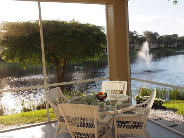 3400 Pointe Creek Ct #102, BONITA SPRINGS, FL 34134 (MLS #219076027) :: RE/MAX Radiance