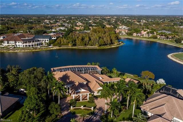6428 Dunberry Ln, NAPLES, FL 34119 (#219078875) :: The Dellatorè Real Estate Group