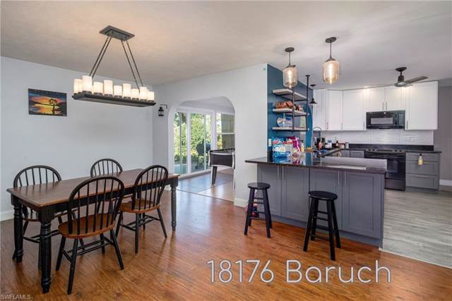 18176 Baruch Dr, FORT MYERS, FL 33967 (#220003224) :: The Dellatorè Real Estate Group