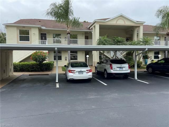 20810 Country Creek Dr #412, ESTERO, FL 33928 (MLS #220014633) :: Clausen Properties, Inc.