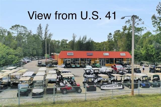 17521 N Tamiami Trl, NORTH FORT MYERS, FL 33903 (MLS #220016985) :: Clausen Properties, Inc.