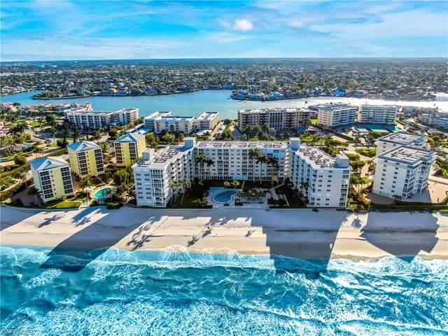 3443 Gulf Shore Blvd N #803, NAPLES, FL 34103 (MLS #220019341) :: The Naples Beach And Homes Team/MVP Realty