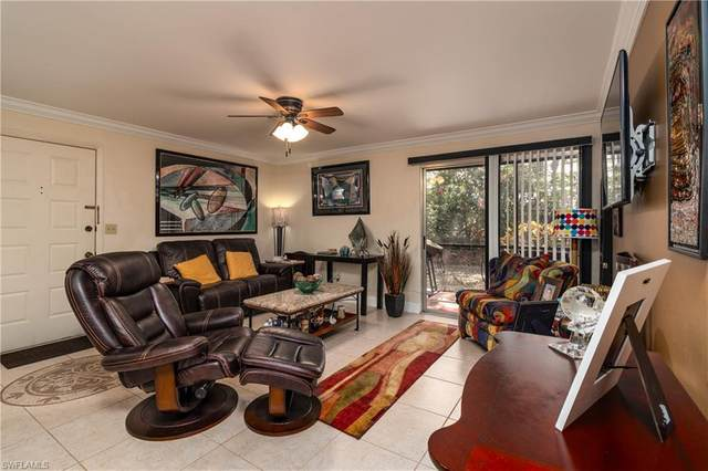 8041 S Woods Cir #3, FORT MYERS, FL 33919 (MLS #220019375) :: Clausen Properties, Inc.