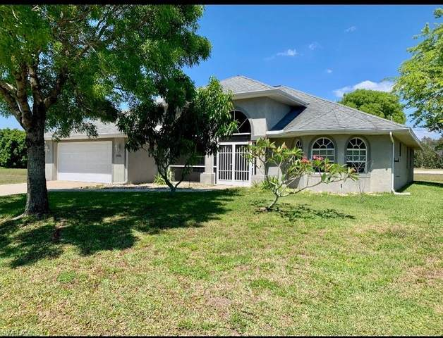 3401 SW 25th Pl, CAPE CORAL, FL 33914 (MLS #220028963) :: Clausen Properties, Inc.