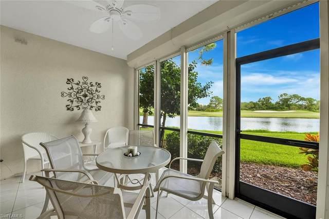 4181 Sawgrass Point Dr #102, BONITA SPRINGS, FL 34134 (#220046680) :: The Dellatorè Real Estate Group