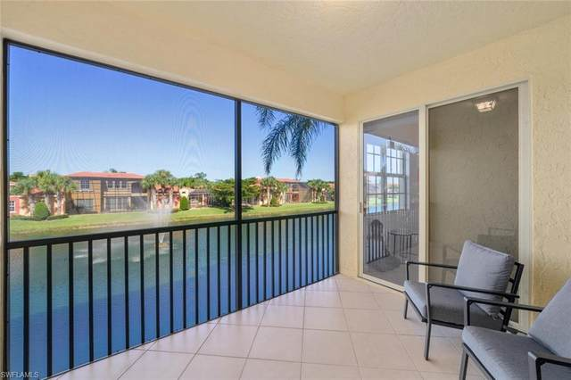 8597 Via Garibaldi Cir #204, ESTERO, FL 33928 (MLS #220049409) :: Uptown Property Services