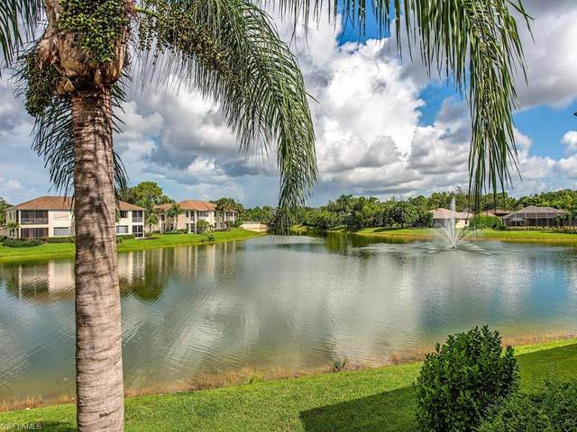 25746 Lake Amelia Way #201, BONITA SPRINGS, FL 34135 (#220052179) :: Jason Schiering, PA