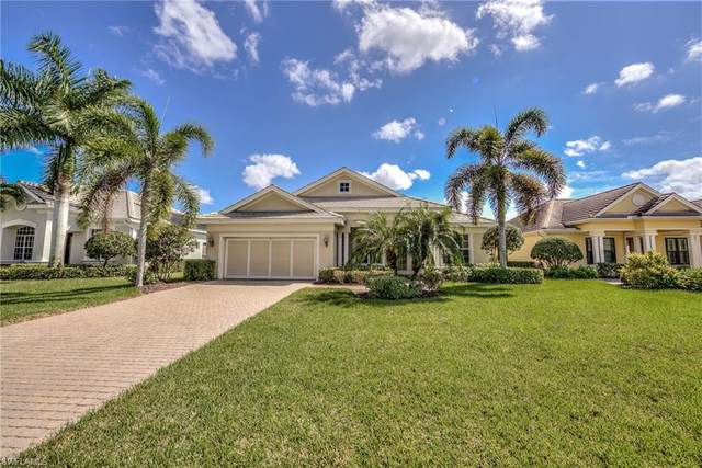 3230 Shady Bend, FORT MYERS, FL 33905 (#220055543) :: The Dellatorè Real Estate Group