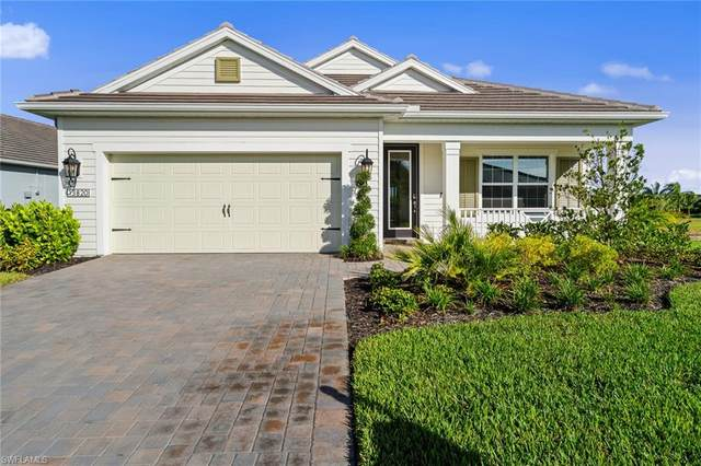 13820 Amblewind Cove Dr, FORT MYERS, FL 33905 (#220058133) :: The Dellatorè Real Estate Group