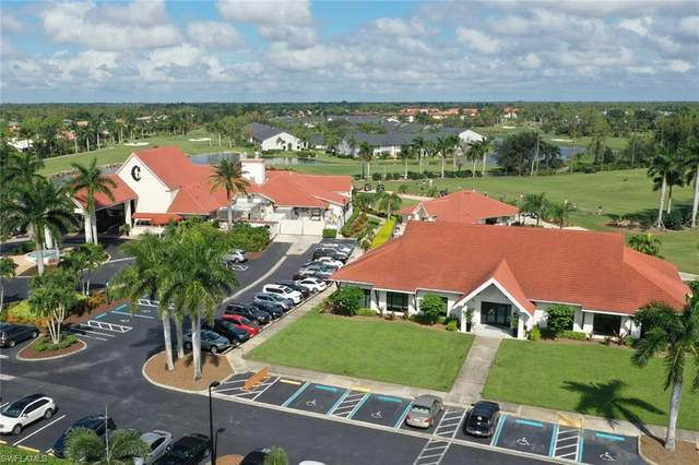 488 Veranda Way D205, NAPLES, FL 34104 (MLS #220074058) :: The Naples Beach And Homes Team/MVP Realty