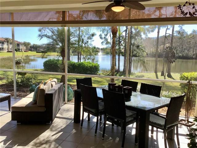 20881 Wildcat Run Dr #205, ESTERO, FL 33928 (MLS #221002564) :: Kris Asquith's Diamond Coastal Group