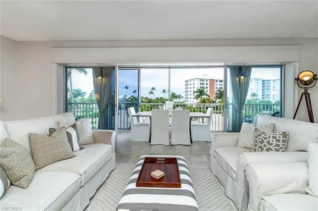2750 Gulf Shore Blvd N #203, NAPLES, FL 34103 (MLS #221003260) :: Domain Realty