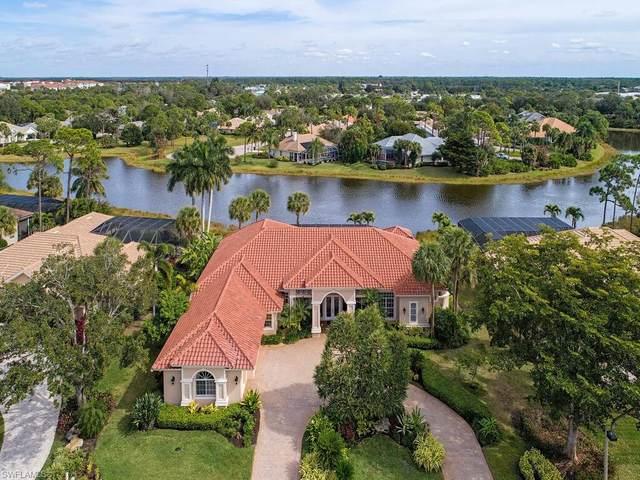 24491 Woodsage Dr, BONITA SPRINGS, FL 34134 (#221004536) :: The Dellatorè Real Estate Group